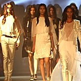 Prabal Gurung Brings the Heat — Literally — With His Sexy Spring Collection