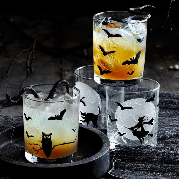 Williams Sonoma Halloween Tumblers
