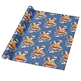 Harry Potter Charming Castle Wrapping Paper