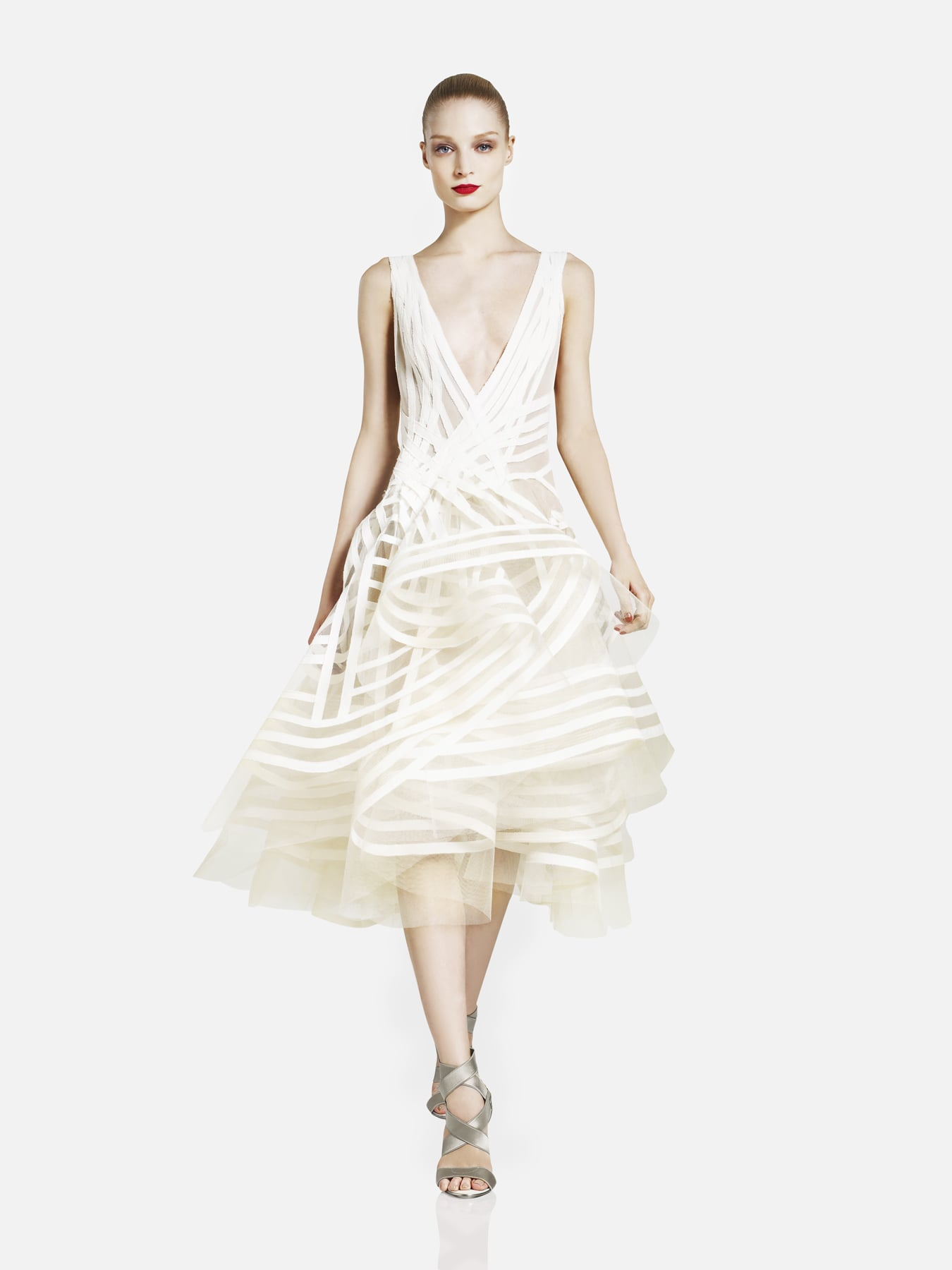 Donna Karan Resort 2012 Collection Photos | POPSUGAR Fashion