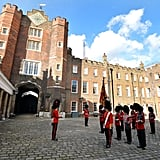 St. James's Palace and Clarence House