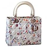 Christian Dior Multicolour Handbag Lady ($2,136)