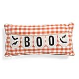 Boo Banner Pillow