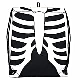 Skeleton Drawstring Backpack