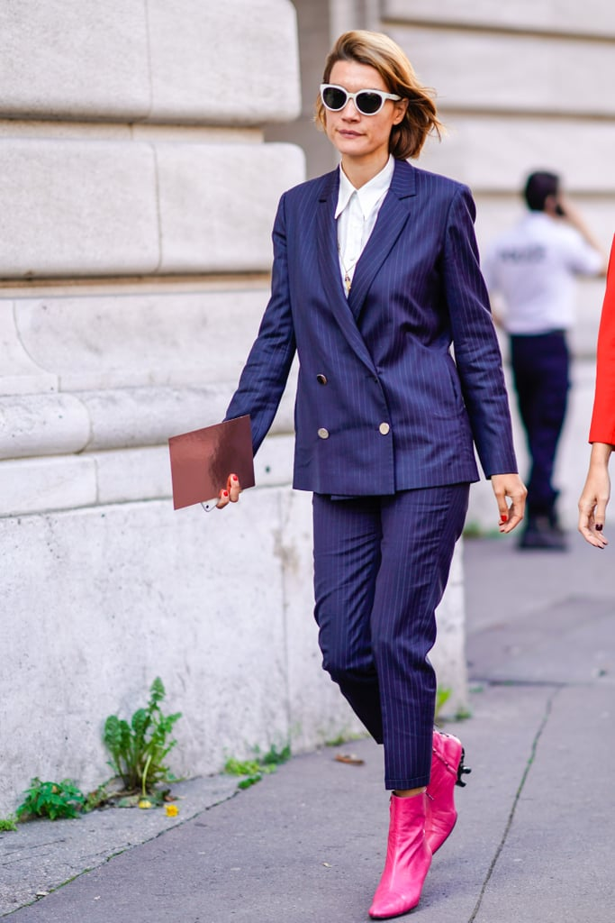 Bring Your Work Suit the Ultimate Vibrancy With Pink Shoes