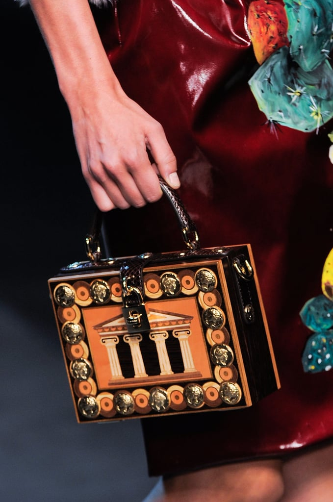 Bella Bags Straight from Milan's Spring 2014 Runways