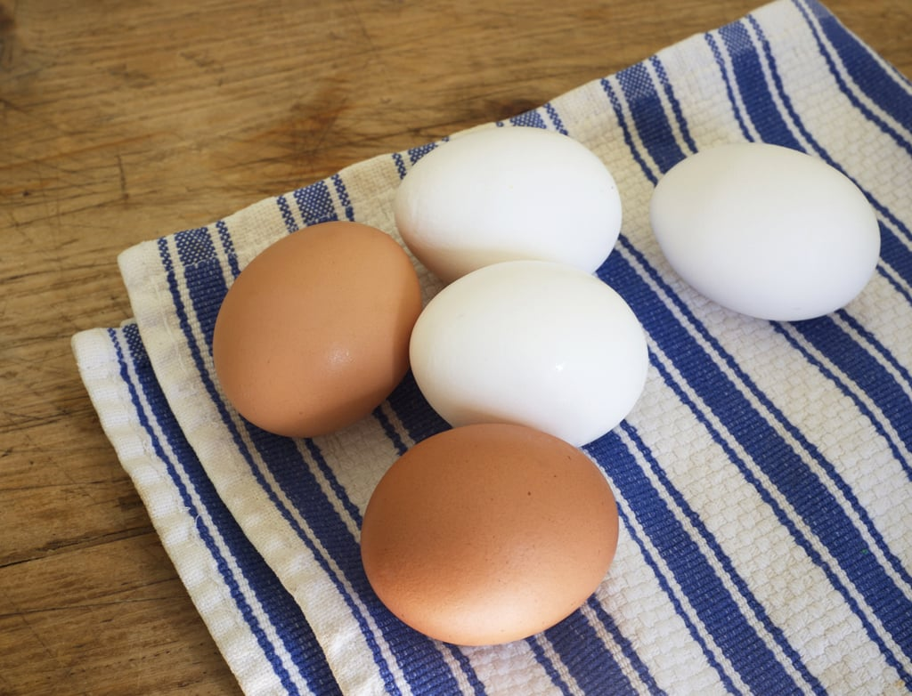 Shelf Life of Raw and Hard-Boiled Eggs | POPSUGAR Food