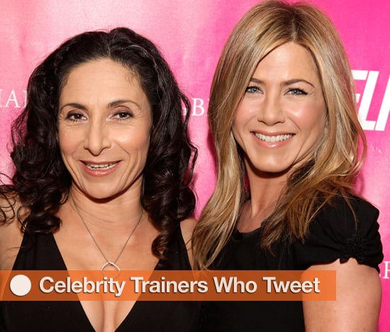 Celebrity Trainers to Follow on Twitter