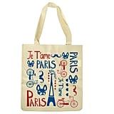 DSK Paris Multi-Purpose Tote Bag