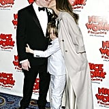 Sarah Jessica Parker and Matthew Broderick With James Wilkie