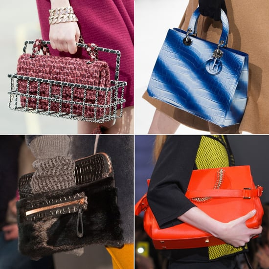 Best Bags Paris Fashion Week Fall 2014