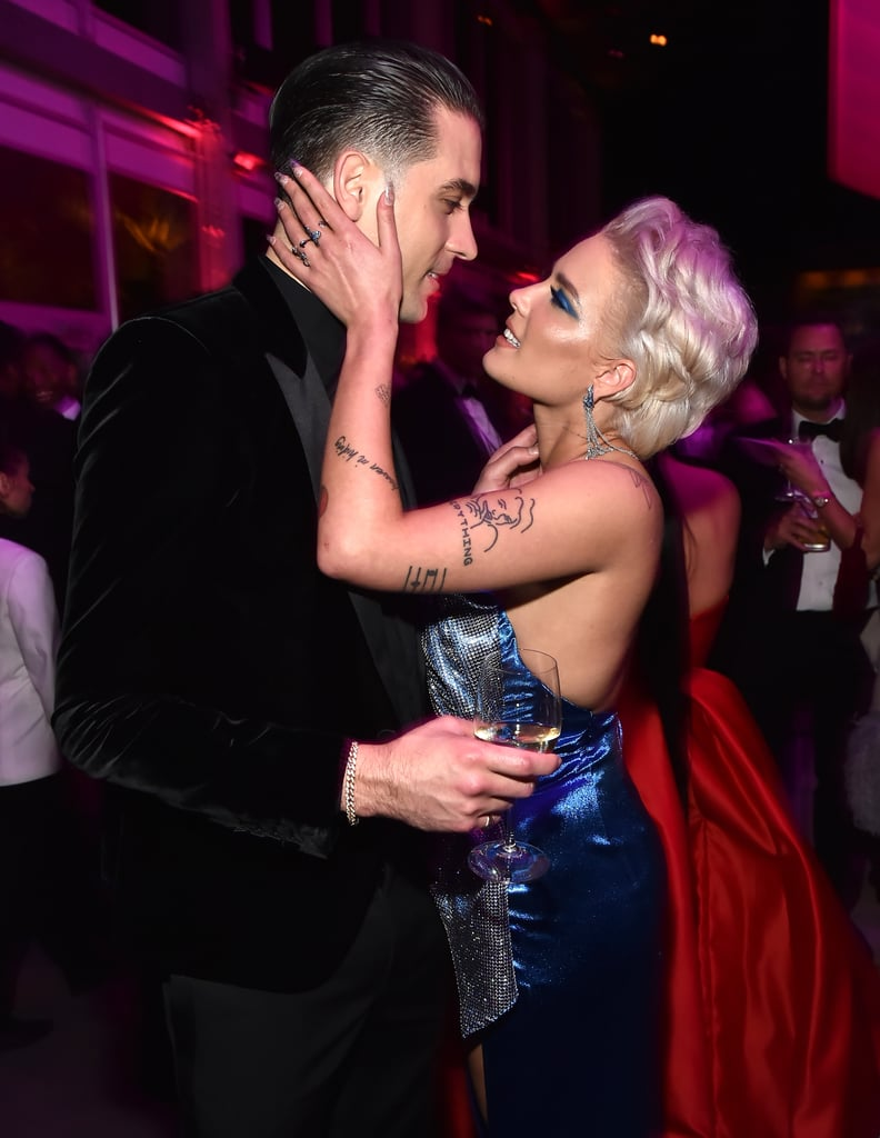 Is halsey dating g eazy