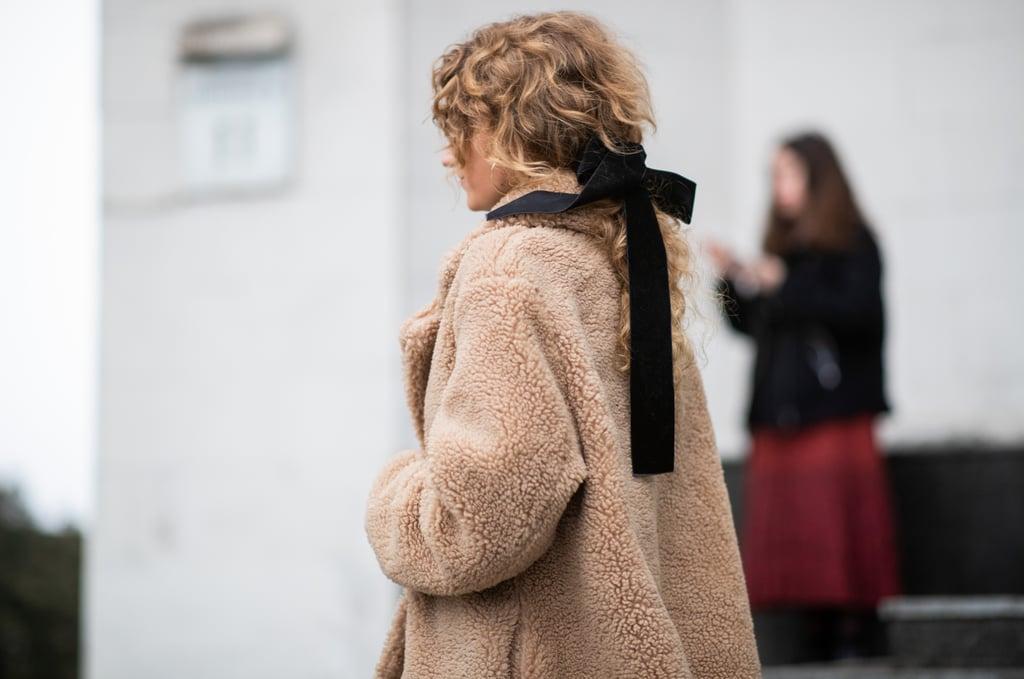 Autumn Hair Trend: Bows