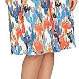 CeCe 'Cactus Sketches' Print Full Skirt ($99)