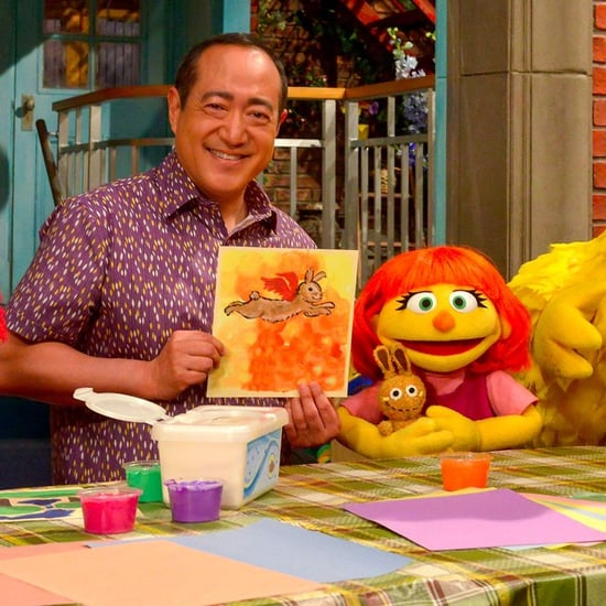 Julia the Muppet With Autism Joins Sesame Street