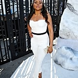 Taraji Looks Lovely in Lace