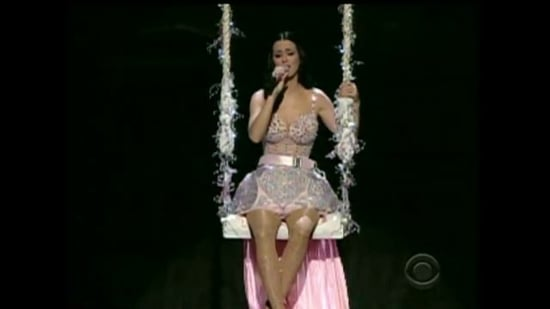 Katy Perry's 2011 Grammy Performance