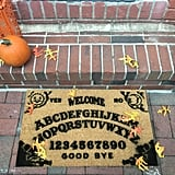 Ouija Board Doormat ($30)