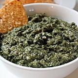 Appetizers: Kale Ricotta Dip