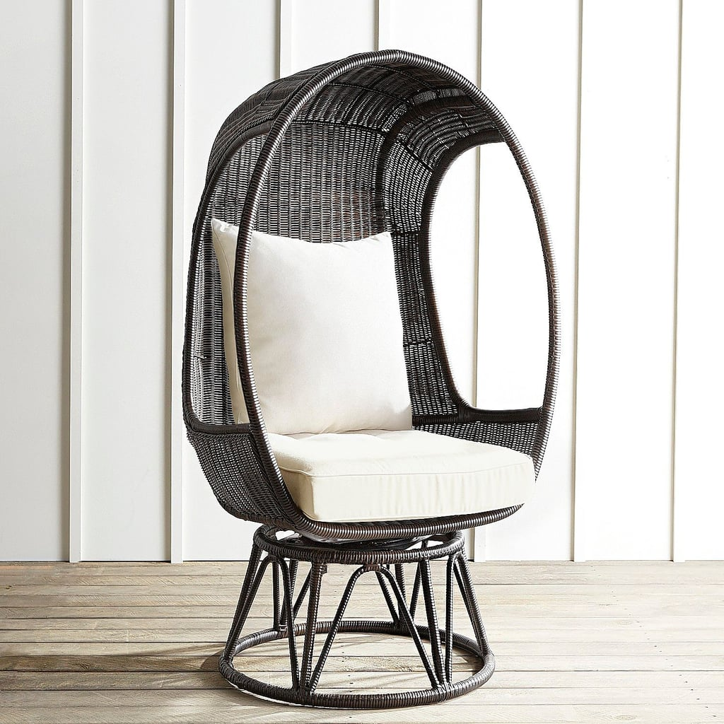 Mocha Swivel Chair