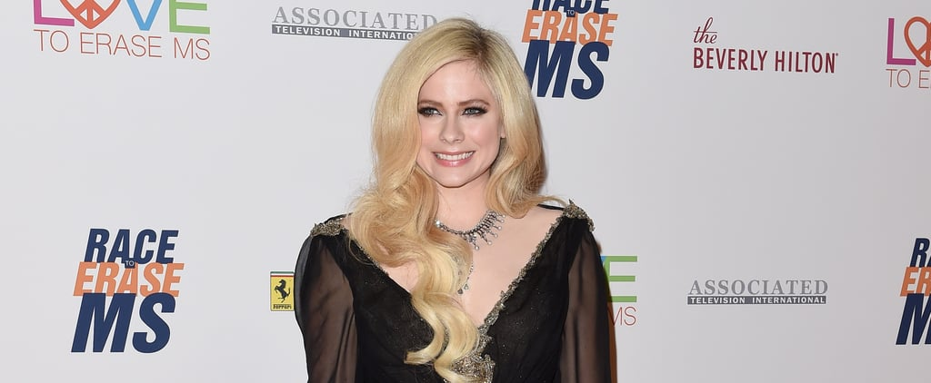 Avril Lavigne Lyme Disease Update