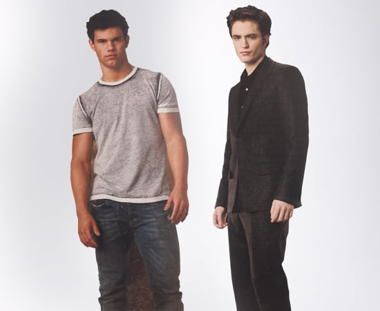 'Edward' and 'Jacob' Life-Size Cutouts, $33 Each