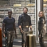 Avengers: Infinity War Photos and Trailer
