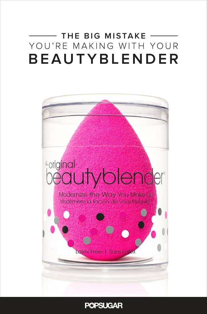 Beautyblender Tips  POPSUGAR Beauty