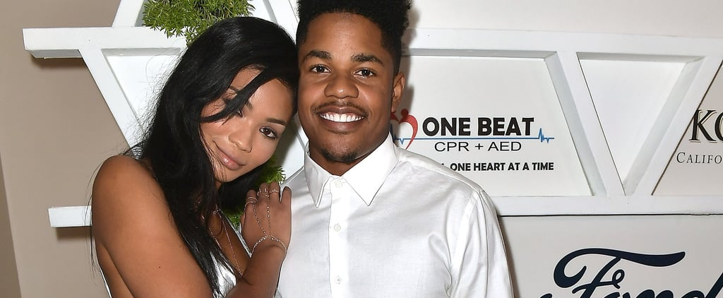 Chanel Iman's Smile Says All That Needs to Be Said About Her Stunning Engagement Ring