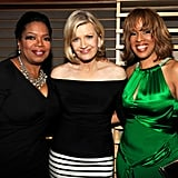 Oprah and Gayle King Friendship Pictures