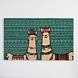 Llama Coir Doormat