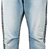 Fad Three High Waisted Panelled Jeans ($308)