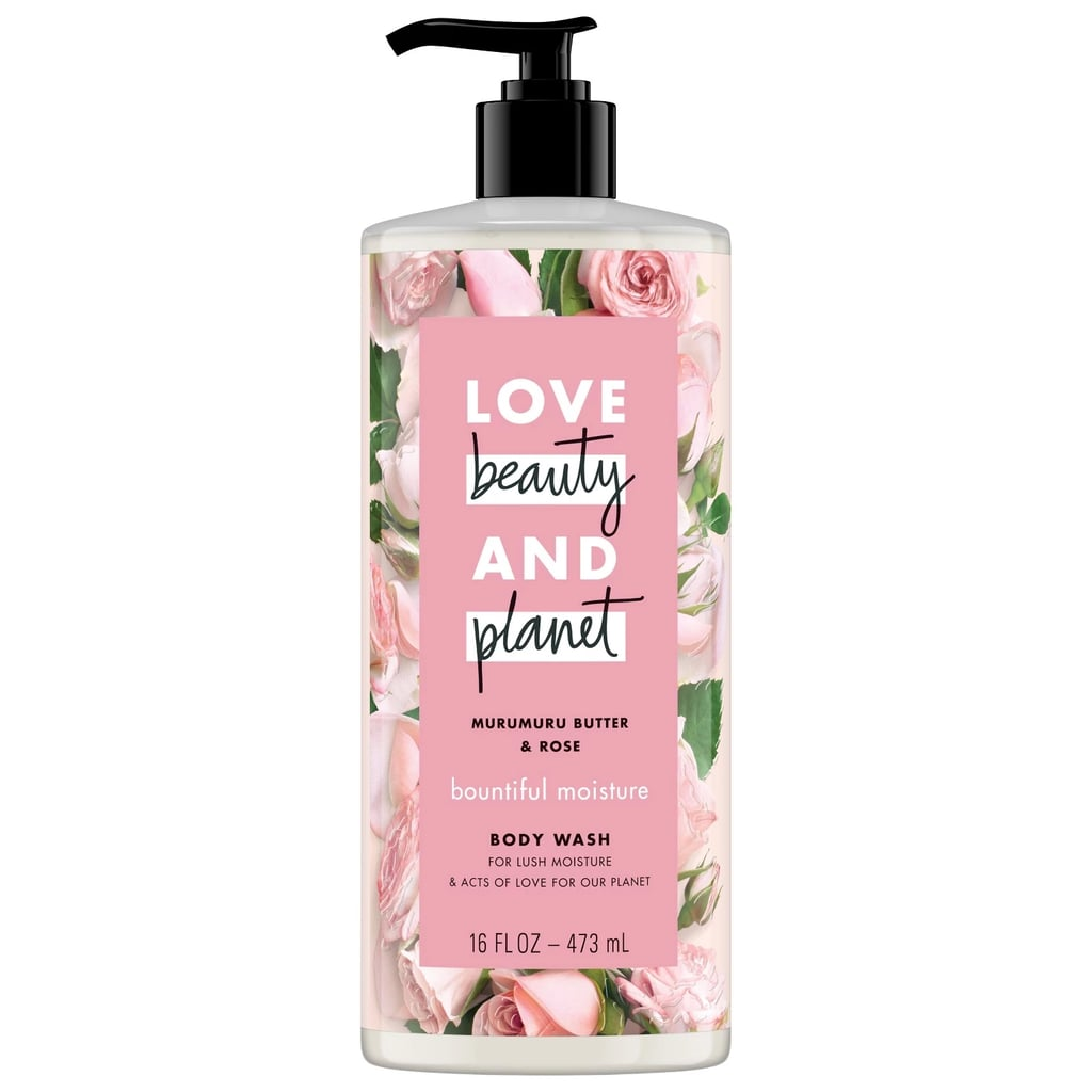 Love Beauty and Planet Murumuru Butter and Rose Body Wash