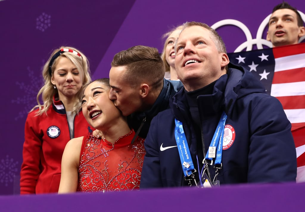 "Every great friendship story begins with In-N-Out. Before Adam Rippon and Mirai Nagasu were celebrating Team USA's bronze medal for figure skating at the 2018 Winter Olympics, they were bonding over burgers and the disappointment they shared after not competing in Sochi, Russia. The two names have inundated headlines and our hearts since coverage of the games in Pyeongchang, South Korea, began, but there are few people more proud of Adam and Mirai than they are of each other.      Related:                                                                                                           This Openly Gay Olympic Figure Skater Is About to Make History — in More Ways Than 1               Mirai made history when she became the first American woman to land a triple axel at the Olympics, and Adam is not holding back about their journey. After his free skate performance, Adam sat down for an interview with NBC to gush over his incredible friend Mirai and those juicy rooftop burgers. ""You know, especially tonight, my friend Mirai and I, four years ago we got In-N-Out, we went back to her house, we climbed up to the roof of her house and we were eating In-N-Out because we were so upset that we weren't at the Olympic games,"" he told Mike Tirico. ""The Olympics are truly magical because we came out here tonight and we're roommates here. We gave each other a hug and I said, 'You know, Mirai, we're here! We did it!'"" Four years ago, Adam Rippon and Mirai Nagasu were eating hamburgers on a rooftop after missing the #WinterOlympics.Tonight, they dazzled. https://t.co/fmMl0C4Amf pic.twitter.com/CouGAilAu5 — NBC Olympics (@NBCOlympics) February 12, 2018  ""Did it"" is an understatement. If Olympic friendships were a competition, Adam and Mirai would win gold. Read on to see photos of the dynamic duo together at the Olympics and more photos throughout their decade-long friendship.      Related:                                                                                                           Meet the 14 Figure Skaters Representing Team USA at the Winter Olympics"