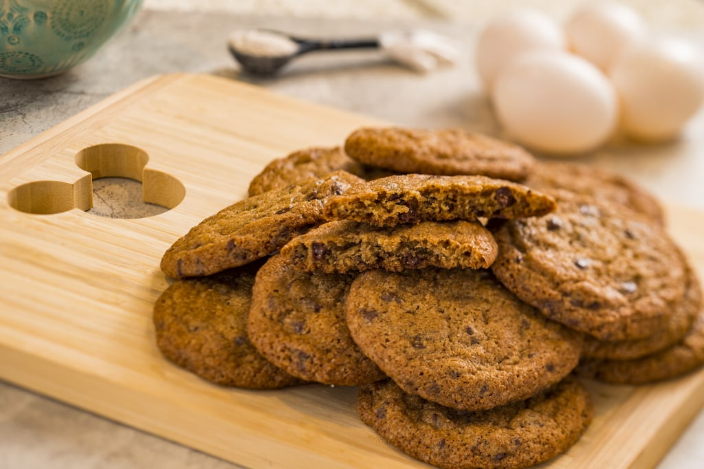 Whole-Wheat Chocolate Chip Cookies From Disney's Contemporary Resort Bakery