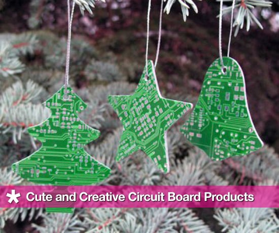 Recycled Circuit Board Products