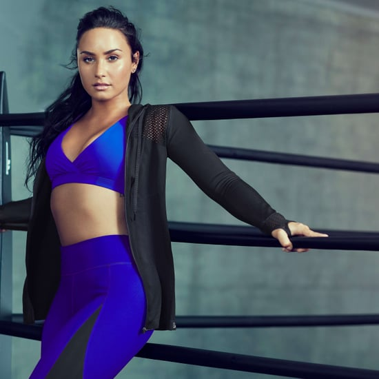 Demi Lovato's Diet and Exercise