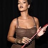 Rihanna at Savage X Fenty New York Fashion Week 2018