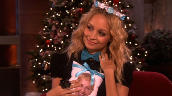 Video of Nicole Richie Getting Wedding Accessories 2010-12-03 13:54:51