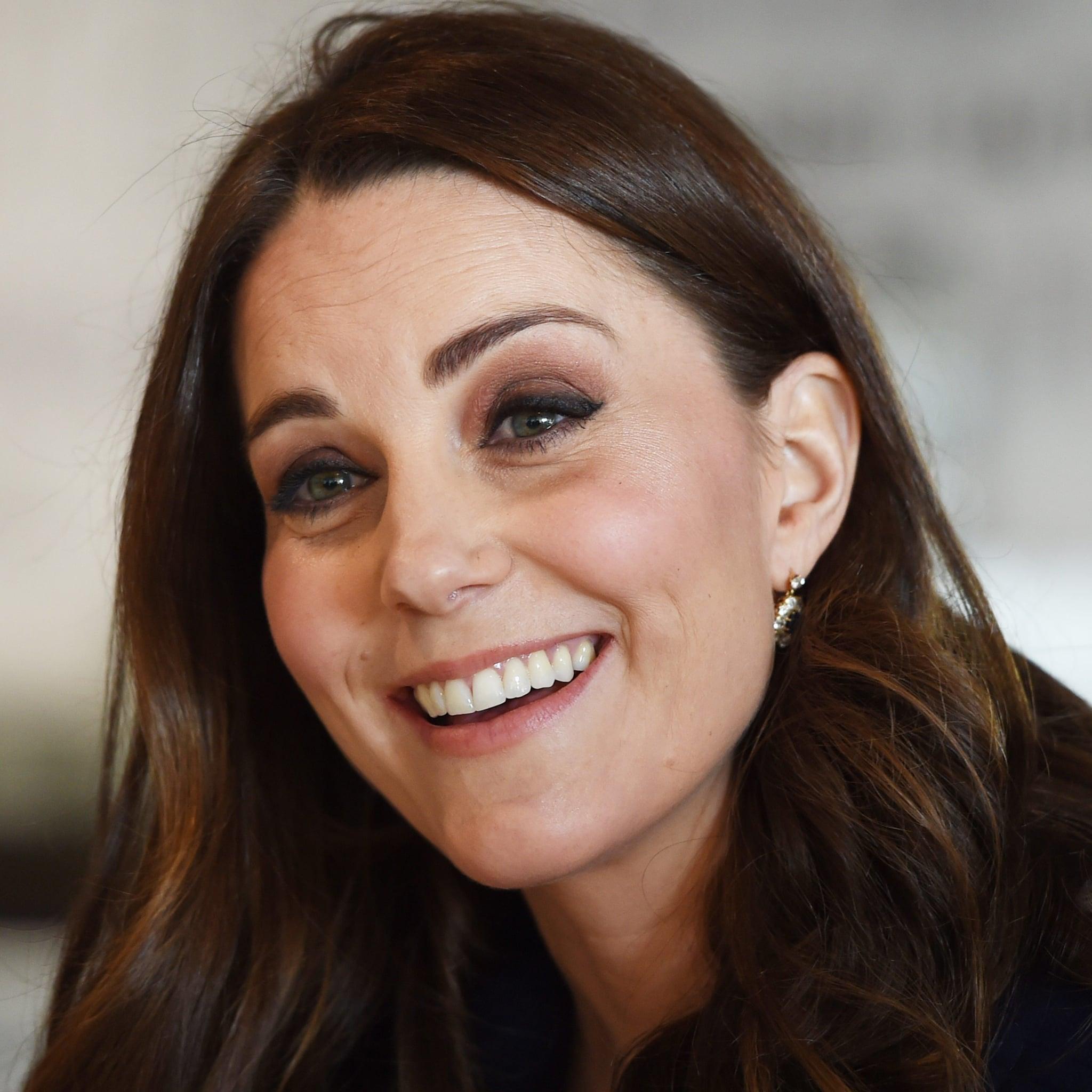 Kate Middleton Smoky Eye Popsugar Beauty