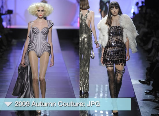 2009 Autumn Couture: Jean Paul Gaultier
