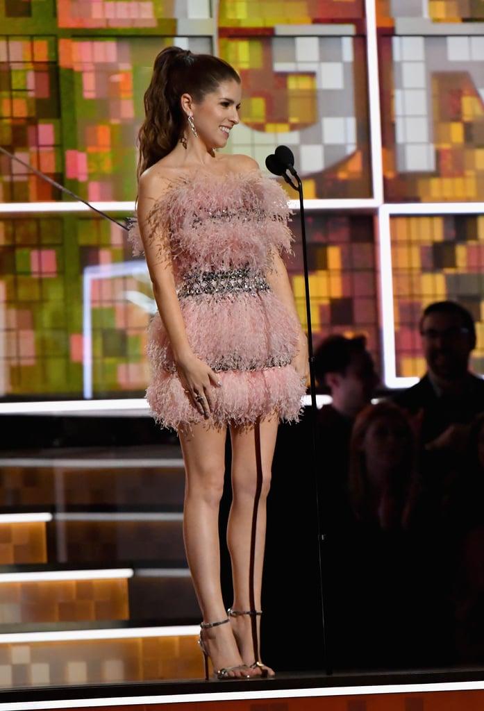 Anna Kendrick Nails Grammys 2019