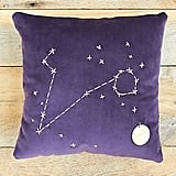 Pisces Star Sign Pillow ($98)