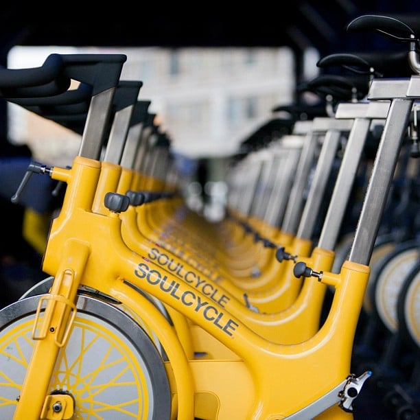 The Emotional Roller Coaster of Your First SoulCycle Class