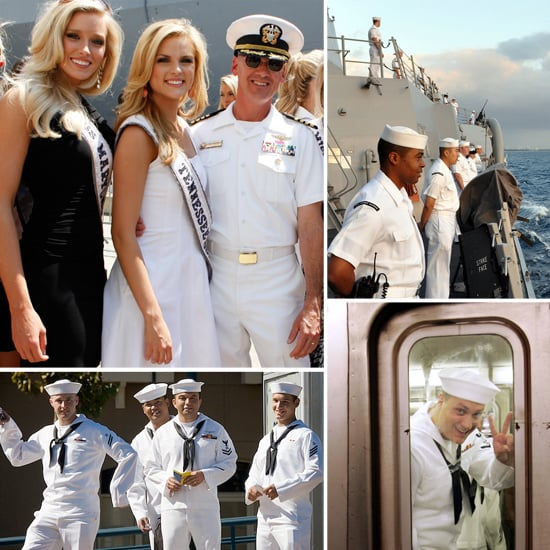 Sexy Seamen: A Look at Fleet Week's Finest
