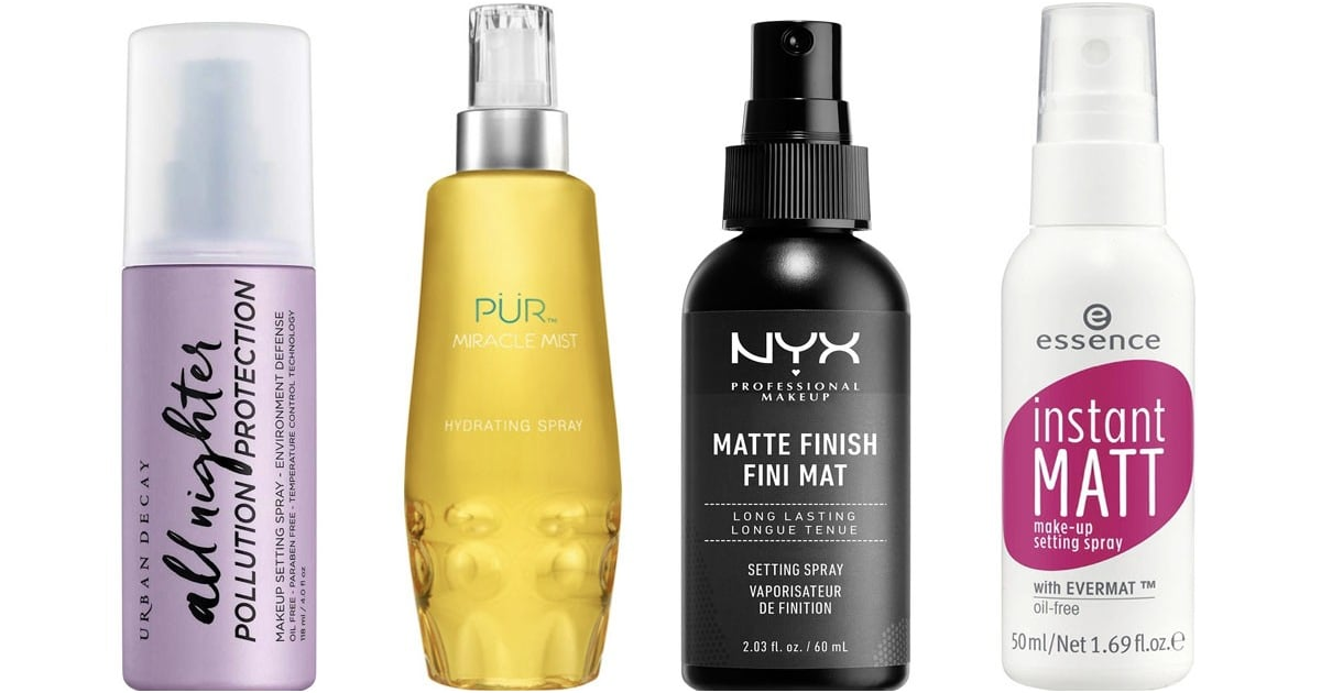 Longest Lasting Setting Sprays For Makeup Popsugar Beauty