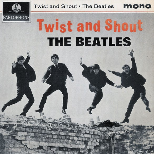 """Twist and Shout"" by The Beatles"