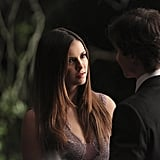 Unfortunately, Kai intervenes, and puts Elena in a coma that will only end when Bonnie dies. Farewell for now, Elena.