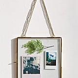 Hanging Glass Display Frame