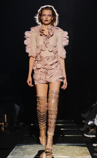 Fall 2011 Milan Fashion Week: Francesco Scognamiglio